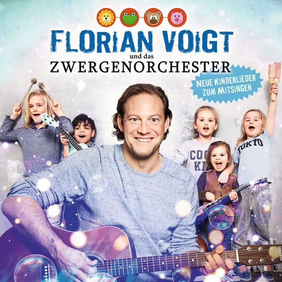 Musik Cd Zwergenorchester Florian Voigt
